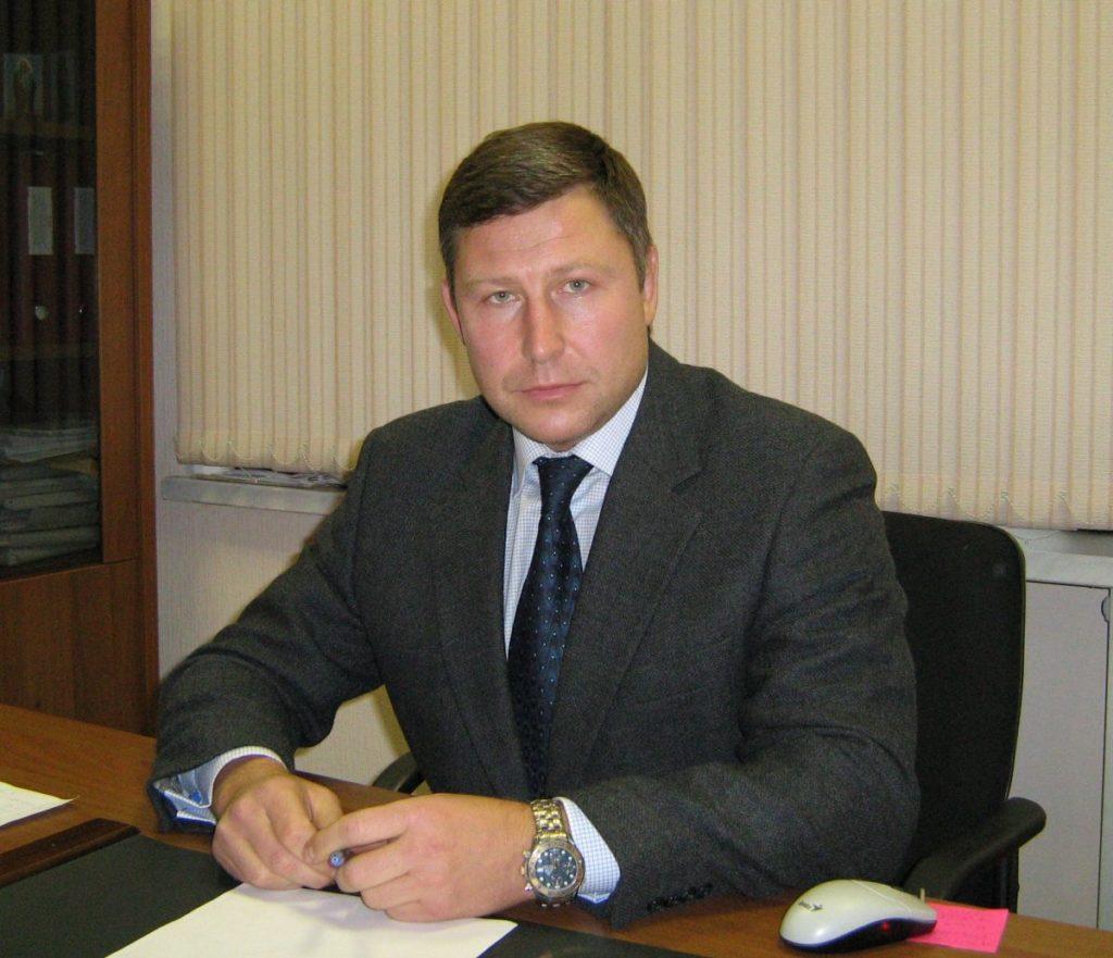 Глава муниципального образования, исполняющий полномочия председателя муниципального совета Бушин Вадим Владимирович