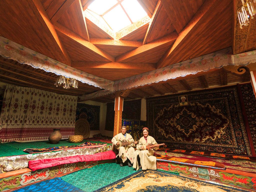 Памирский дом